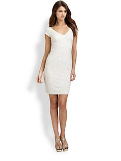 Theia - Beaded Dress