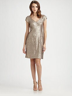 Theia - Sequined Dress