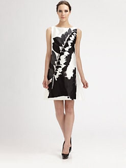 Theia - Printed Dress
