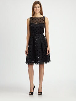 Theia - Pailette Dress