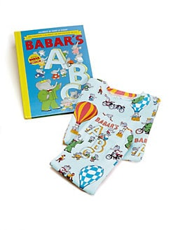 Books To Bed - Infant's Three-Piece