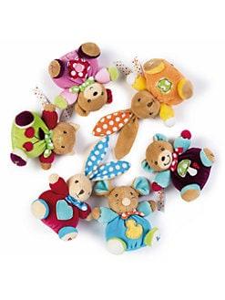 Kaloo - Six-Piece Mini-Chubby Plush Set