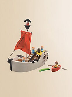 PlanToys - Pirate Ship