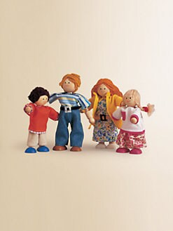 PlanToys - Modern Doll Family