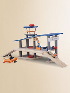 PlanToys - Airport Set