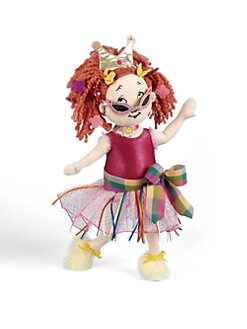 Madame Alexander - Fancy Nancy Cloth Doll
