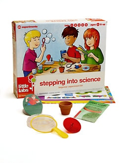 Thames and Kosmos - Little Labs: Stepping into Science