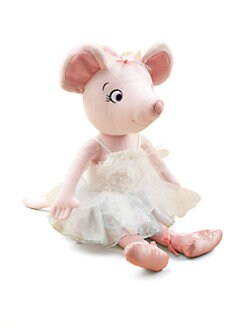 Madame Alexander - Angelina Ballerina Swan Lake Doll