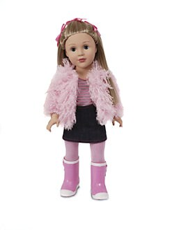 Madame Alexander - Favorite Friends Pink Glamour Doll
