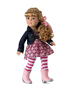 Madame Alexander - Favorite Friends Too Cute In Boots Doll