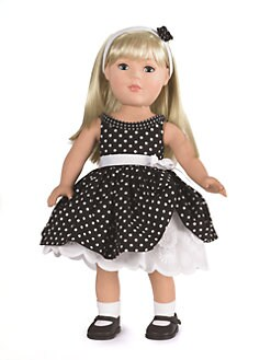 Madame Alexander - Favorite Friends Turning Heads Doll