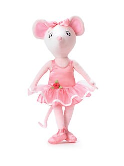Madame Alexander - Angelina Ballerina Cloth Doll