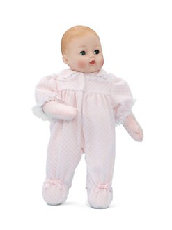 Madame Alexander - Pink Check Huggums Doll