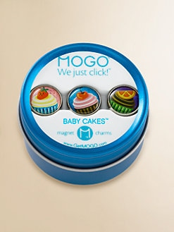 MOGO - Baby Cakes Charm Collection