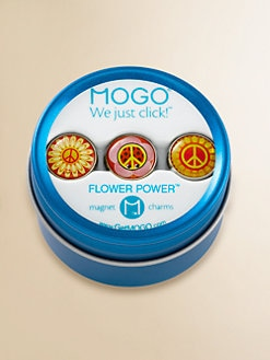 MOGO - Flower Power Charm Collection