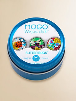 MOGO - Flitter Bugs Charm Collection