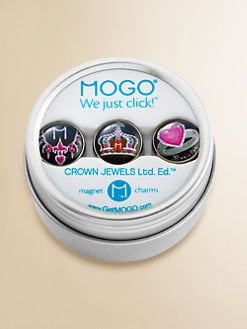 MOGO - Crown Jewels Charm Collection