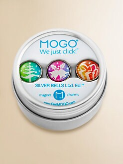 MOGO - Silver Bells Charm Collection