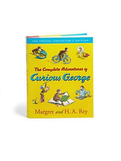 HOUGHTON MIFFLIN HARCOURT - The Complete Adventures of Curious George: The Special Collector's Edition