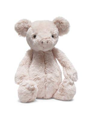 Bashful Pig Plush Toy