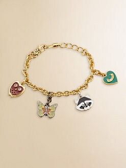 Juicy Couture - Kid's Charm Bracelet