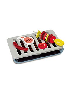Janod - Be-A-Cook Grill Set