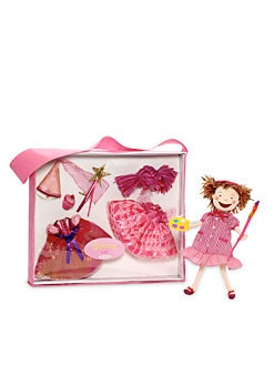 Madame Alexander - Pinkalicious Doll and Costume Tote Set