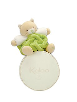 Kaloo - Small Green Plume Cat