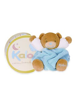 Kaloo - Small Blue Plume Bear