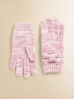 Portolano Kids - Girl's Marled Gloves