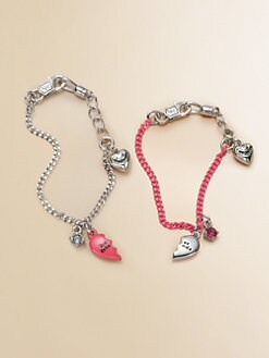 Juicy Couture - Girl's Multicolored BFF Bracelets
