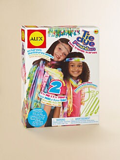 Alex Toys - Tie Dye Fashion Best Friends Scarves