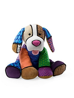 Britto - Giant Britto Plush Puppy