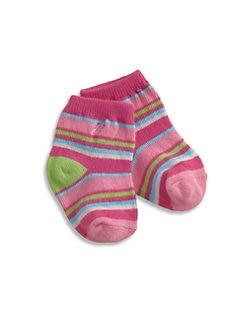 Ralph Lauren - Infant's Striped Trouser Socks