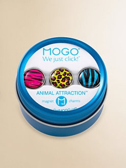 MOGO - Animal Attraction Charm Collection