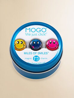MOGO - Miles Of Smiles Charm Collection
