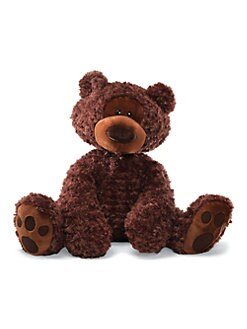 Gund - Philbin Jumbo Chocolate Bear
