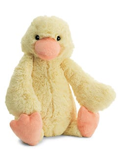 Jelly Cat - Bashful Duckling Plush Toy