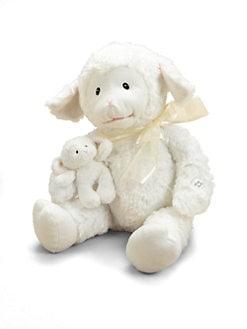 Gund - Lena Musical Lamb