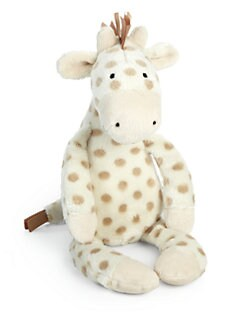 Jelly Cat - Georgie Giraffe Chime Plush Toy