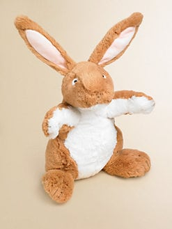 Kids Preferred - Large Poseable Nutbrown Hare Plush Toy