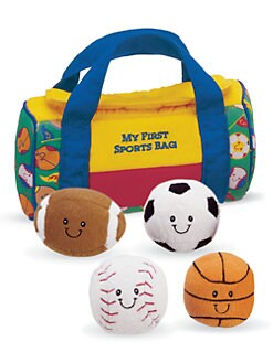 Gund - My 1st Sports Bag Set