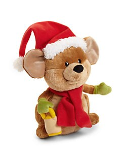 Gund - Animated Plush Merry Mouse