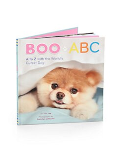 Chronicle Books - Boo ABC: A to Z with the World's Cutest Dog