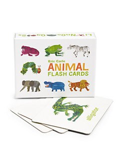 Chronicle Books - Eric Carle Animal Flashcards