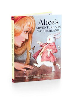 Chronicle Books - Alice's Adventures in Wonderland: A Classic Illustrated Edition