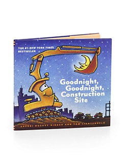 Chronicle Books - Goodnight, Goodnight Construction Site