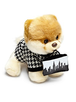 Gund - City Boo Plush Dog