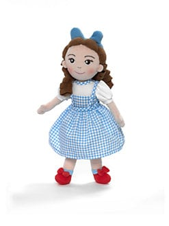 Madame Alexander - Dorothy Washable Cloth Doll