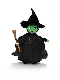 Madame Alexander - Wicked Witch Of The West Washable Cloth Doll